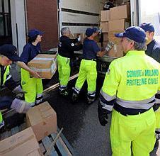 Ricetta Terremoto in Abruzzo: aiuti e solidarietà