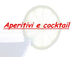 Ricetta Gin cocktail