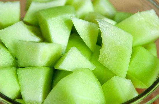 Ricetta Granita al melone