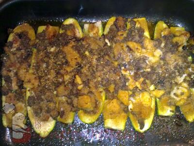 Ricetta Gratin di zucchine e carne