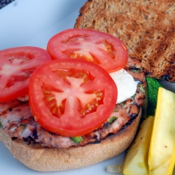 Ricetta Hamburger al pomodoro
