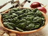 Ricetta Insalata di spinaci  - variante 3