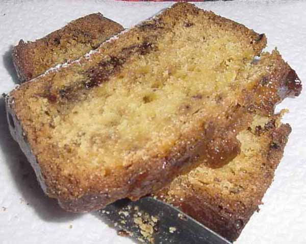 Ricetta Plumcake alle prugne