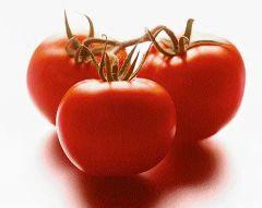 Ricetta Antipasto di pomodori alla crema di melanzane
