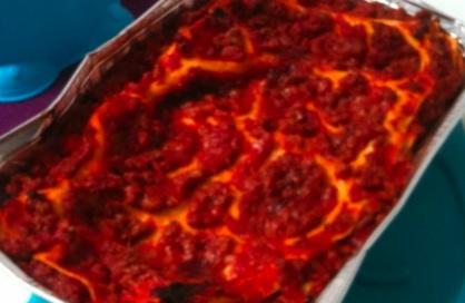Ricetta Lasagne al forno  - variante 2