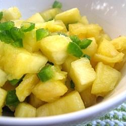 Ricetta Lattuga e ananas