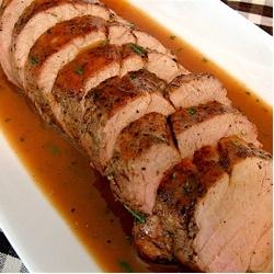 Ricetta Arrosto di maiale con il rosmarino