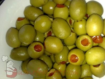 Ricetta Olive in salamoia  - variante 2
