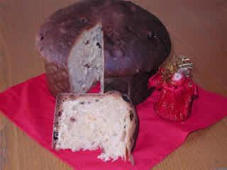Ricetta Panettone al cioccolato