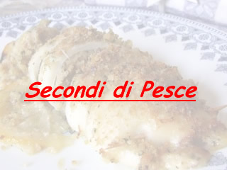 Ricetta Pesce persico alle acciughe
