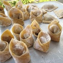 Ricetta Pasta all'uovo per tortellini, anolini, agnolotti, ravioli