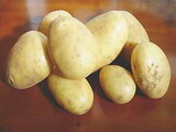 Ricetta Patate in insalata con bottarga