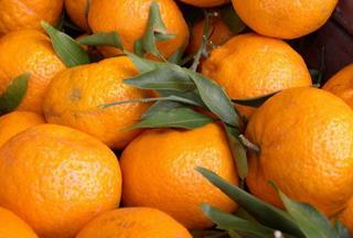 Ricetta Mandarini dorati