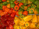 Ricetta Penne ai peperoni  - variante 2