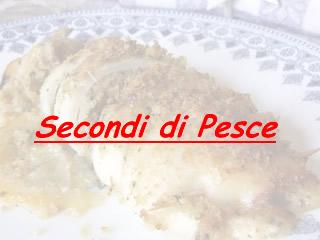 Ricetta Pesce spada gratinato