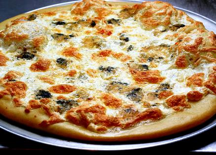 Ricetta Pizza al gorgonzola