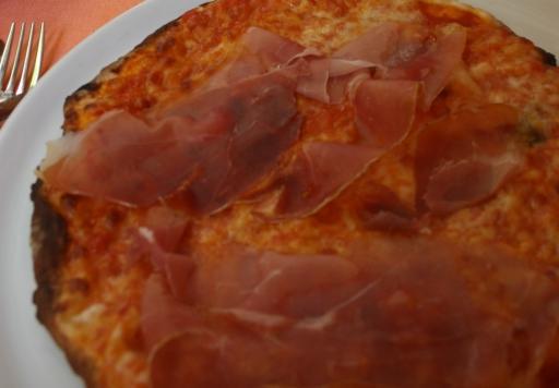 Ricetta Pizza al prosciutto
