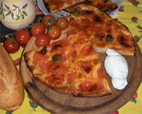 Ricetta Pizza di patate alla pugliese