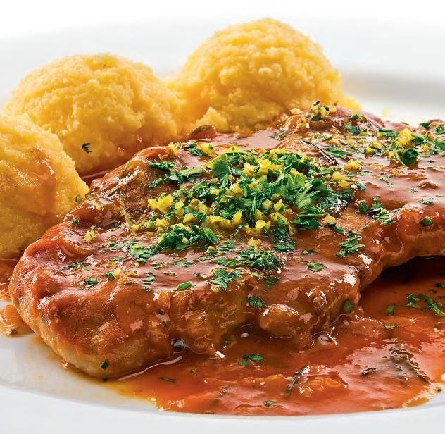 Ricetta Ossibuchi alla milanese