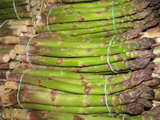 Ricetta Asparagi in salsa di vino