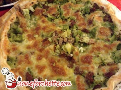 Ricetta Quiche di asparagi e pancetta