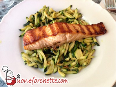 Ricetta Salmone appetitoso