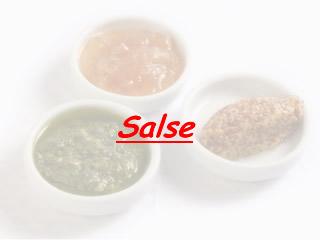 Ricetta Salsa ai ceci  - variante hommos