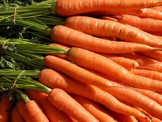 Ricetta Soffiato di carote in salsa d'agrume