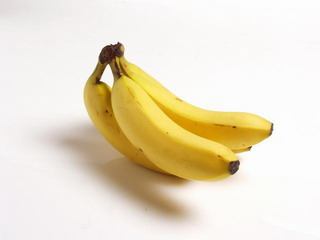 Ricetta Banane alle pesche