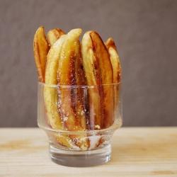 Ricetta Banane fritte all'indonesiana