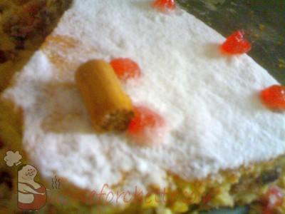 Ricetta Cassata al forno