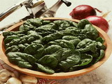 Ricetta Spinaci in salsa bianca
