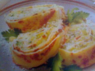 Ricetta Crespelle alle zucchine
