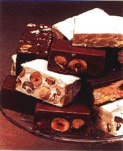 Ricetta Torrone di cioccolata