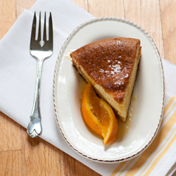 Ricetta Torta all'arancia  - variante 3