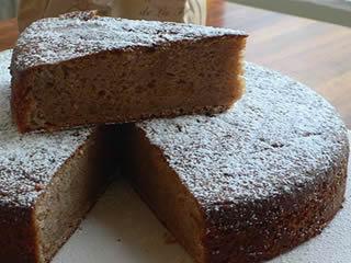 Ricetta Torta di castagne  - variante 6