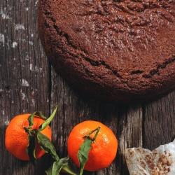 Ricetta Torta di cioccolato all'arancia