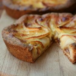 Ricetta Torta di mele  - variante 11