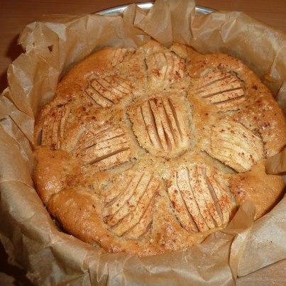Ricetta Torta di mele alla cannella