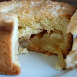 Ricetta Torta di mele cotogne