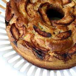 Ricetta Torta di mele e cioccolato  - variante 2