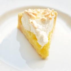 Ricetta Torta meringata all'arancia