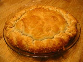 Ricetta Torta pasqualina  - variante 2