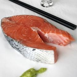 Ricetta Tranci di salmone alla salsa di aneto