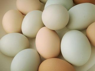 Ricetta Uovo al piatto scaldato sulla brace