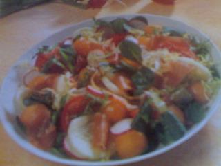 Ricetta Insalata melone e prosciutto