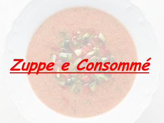 Ricetta Zuppa di porcini
