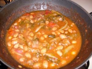 Ricetta Zuppetta scarola e fagioli