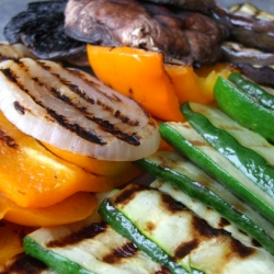Ricetta Verdure alla griglia