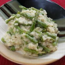 Ricetta Risotto agli asparagi - variante 5